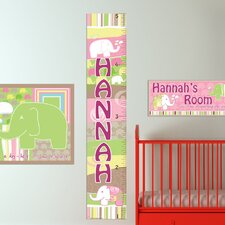 Elephant Girl Growth Chart