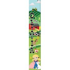 Farm Girl Growth Chart
