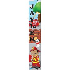 Fireman Boy Growth Chart