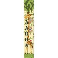 Giraffe Boy Growth Chart