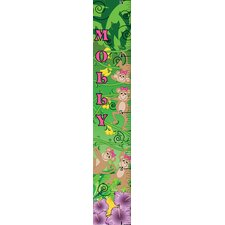 Monkey Girl Growth Chart