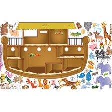Noah's Ark Wall Decal Set