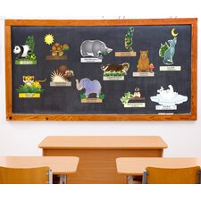 Peel and Learn Endangered Species Wall Decal