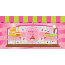 <strong>Mona Melisa Designs</strong> Sweetshop Wall Mural