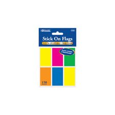 "1.7"" H x 1"" W Standard Flags (Set of 24)"