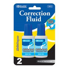 Correction Fluid (Set of 2)