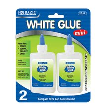 1.25 Oz White Glue (Set of 2)