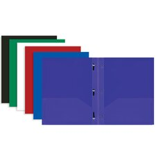 <strong>Bazic</strong> 2-Pockets Portfolio (Set of 48)