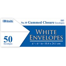 50 Ct. Envelopes (Set of 24)
