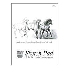 Premium Sketch Pad (Set of 48)