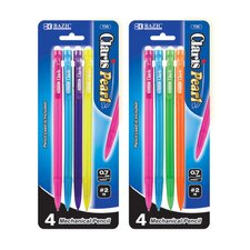 Claris Pearl 0.7 mm  Mechanical Pencil (Set of 4) (Set of 4)