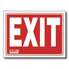 Exit Sign (Set of 24)