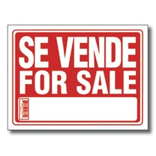 Se Vende Sign (Set of 24)