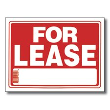 For Lease Sign (Set of 24)