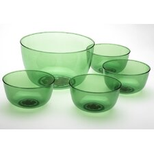 "5.51"" Salad Bowl Set"