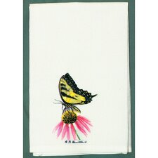 Butterfly Tiger Swallowtail Butterfly Hand Towel (Set of 2)