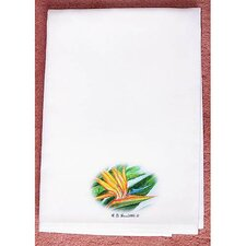 <strong>Betsy Drake Interiors</strong> Garden Bird of Paradise Flower Hand Towel