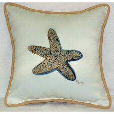 Coastal Starfish Indoor / Outdoor Pillow