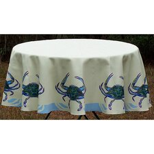 Crab Tablecloth