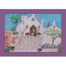 Church Place Mat (Set of 4)