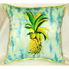 <strong>Betsy Drake Interiors</strong> Garden Pineapple Indoor / Outdoor Pillow