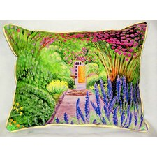Garden Door Indoor / Outdoor Pillow