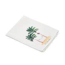 Coastal Monkey and Palm Hand Towel (Set of 2)