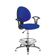 Smart Office Chair with Slide System