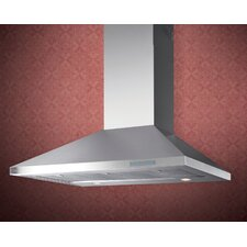 "36"" 700 CFM Professional Chimney Wall Hood"