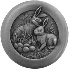 "<strong>Notting Hill</strong> All Creatures 1.375"" Round Knob"