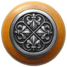 "<strong>Notting Hill</strong> Olde World 1.5"" Round Knob"