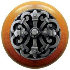"""Olde World 1.5"""" Round Knob"""