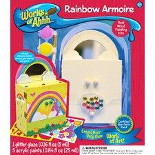 Works of Ahhh Rainbow Armoire