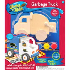 Works of Ahhh Garbage Truck