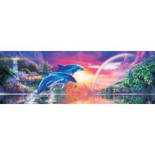 Earthly Paradise Panoramic Puzzle