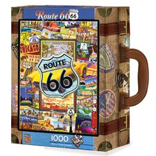 Kate Ward Thacker Route 66 1000 Piece Jigsaw Puzzle