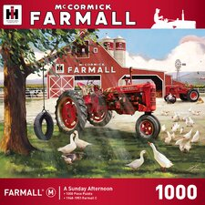 Donald Zolan A Sunday Afternoon 1000 Piece Jigsaw Puzzle