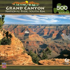 <strong>MasterPieces</strong> National Park Grand Canyon South Rim 500 Piece Jigsaw Puzzle