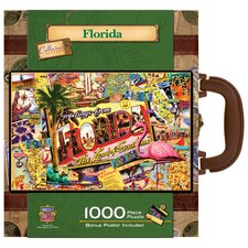 <strong>MasterPieces</strong> Kate Ward Thacker Florida 1000 Piece Jigsaw Puzzle