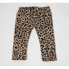 "Leopard Leggings for 18"" American Girl Doll"