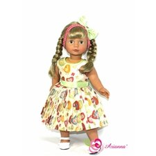 "<strong>Arianna</strong> Tweet Me Fits 18"" American Girl Doll"