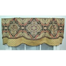 <strong>RLF Home</strong> Allon Glory Cotton Curtain Valance