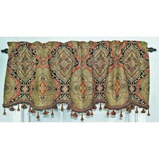 <strong>RLF Home</strong> Allon Provance II Cotton Curtain Valance