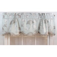 <strong>RLF Home</strong> Fanfair Provance II Cotton Curtain Valance