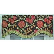 Rosa Cotton Curtain Valance