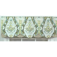 <strong>RLF Home</strong> Brasserie Cotton Curtain Valance