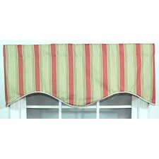 Le Fluer Cotton Curtain Valance