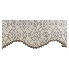 "Garden Gate 50"" Curtain Valance"