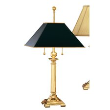 <strong>Remington Lamp Company</strong> 2 Light Table Lamp