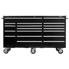 "PRO 72"" Wide 18 Drawer Bottom Cabinet"